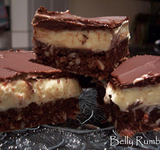Daring Bakers' Nanaimo Bars