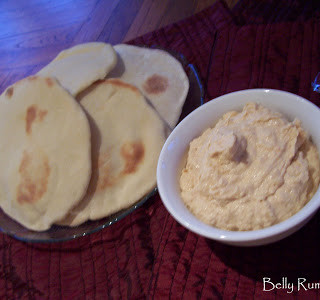 Daring Cooks Challenge February – Mezze