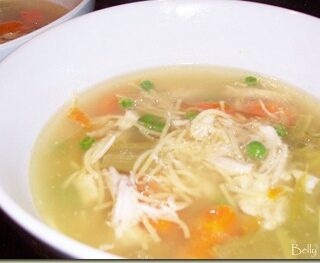 Jewish Penicillin – Chicken Soup