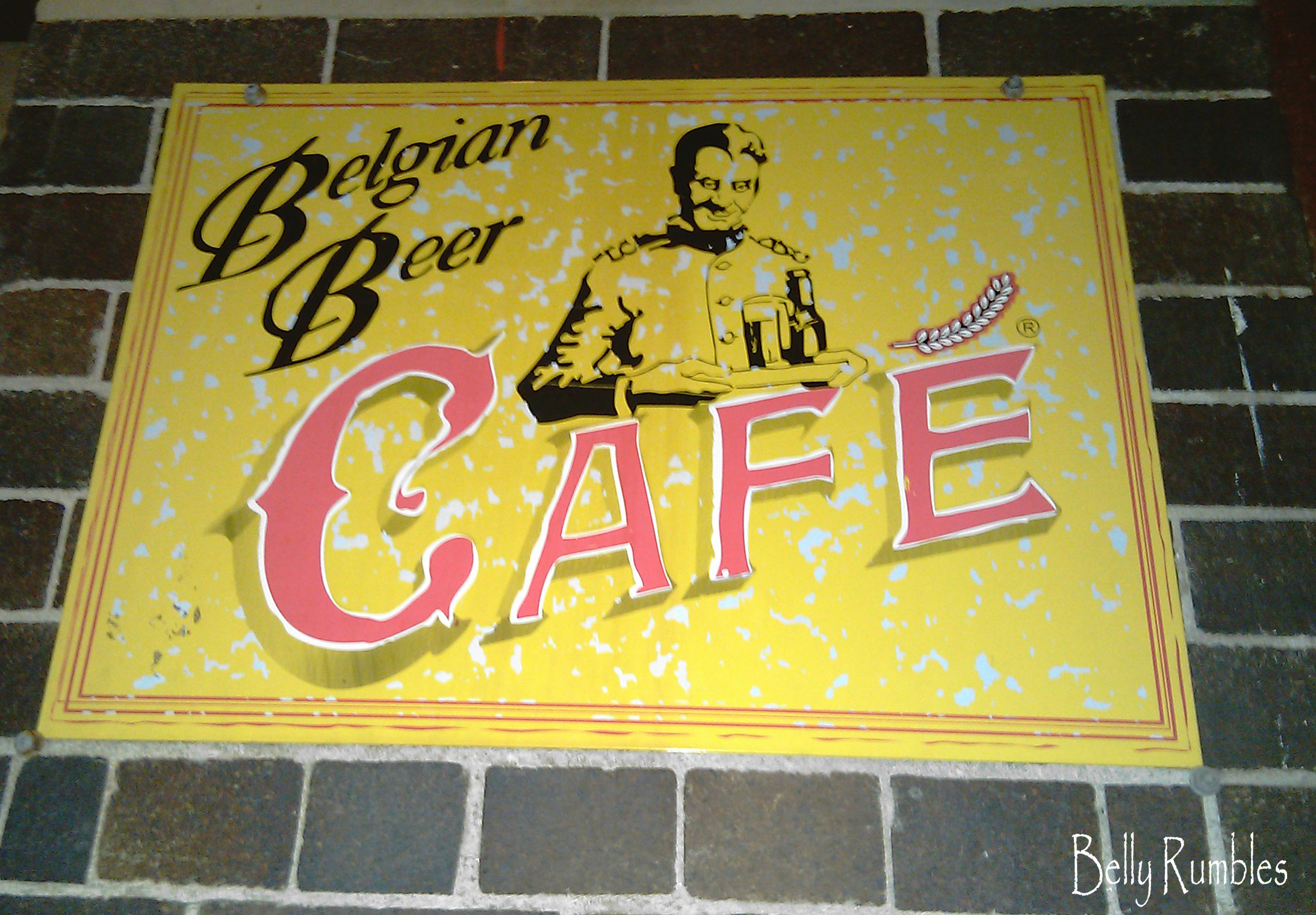 Belgian Beer Cafe – Heritage, The Rocks
