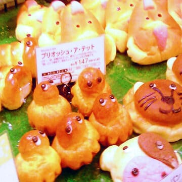 Mitsukoshi Department Store Food Hall in Tokyo Japan