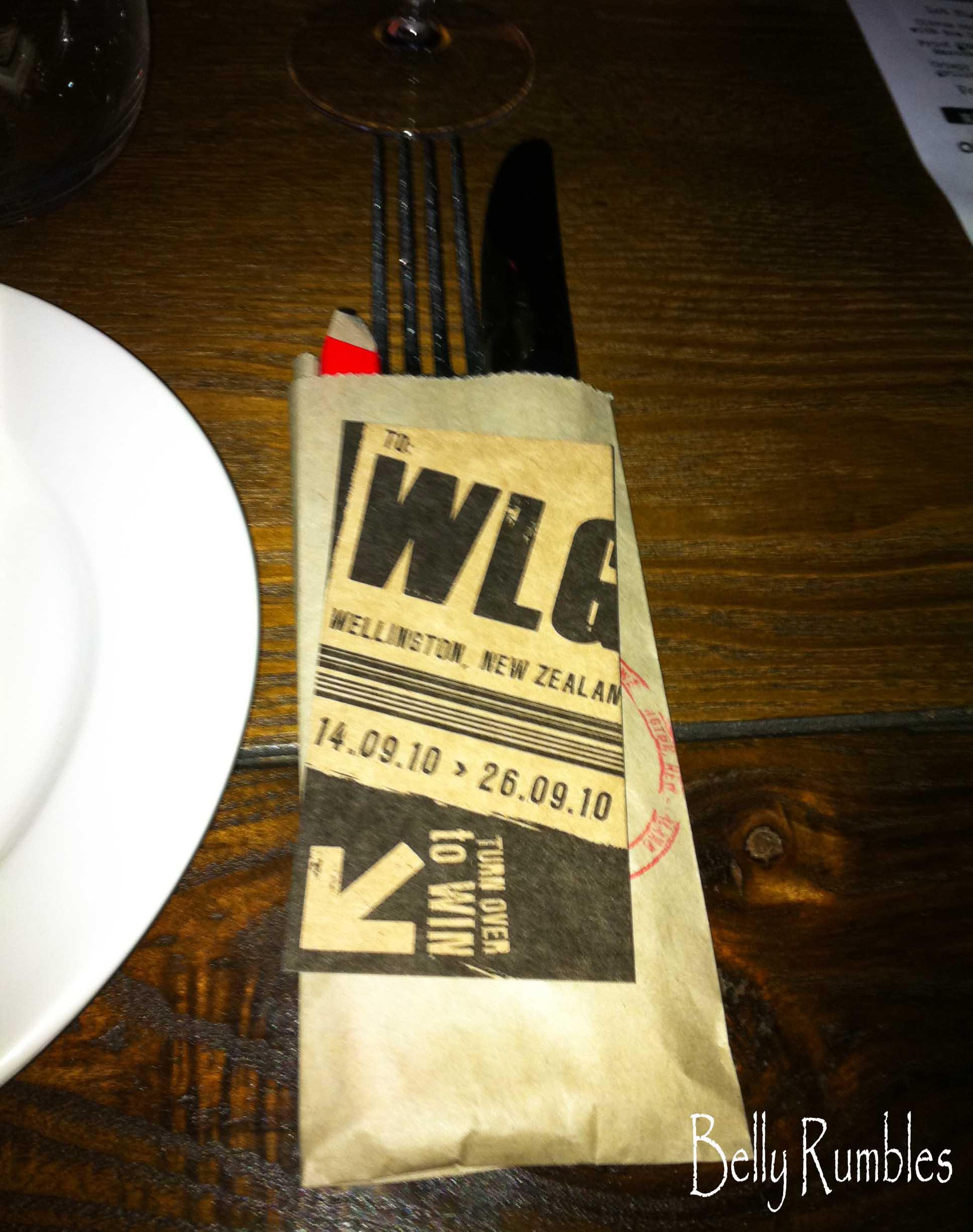 WLG – Wellington on a Plate {Pop-up Closed}