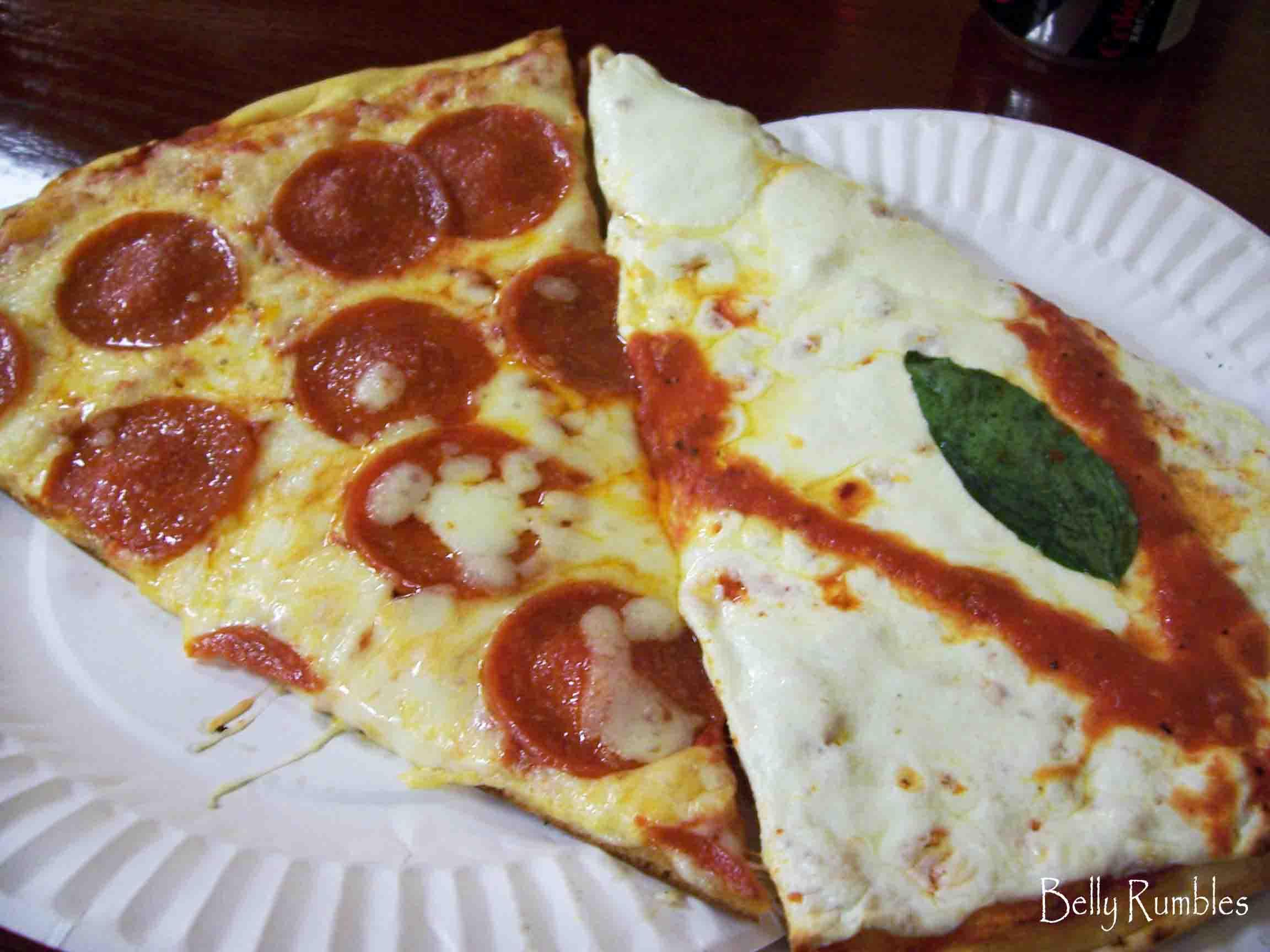 Rustic Pizzeria