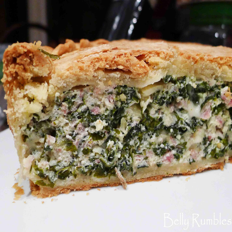 Italian Easter Pie – Torta Pasqualina