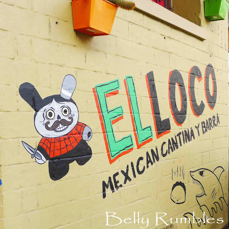 Dan Hong's El Loco Mexican Cantina