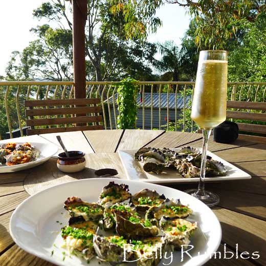 Christmas Recipe:  Oysters Three Ways