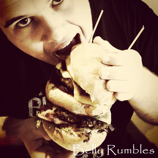 Josh Vs Food – Moo Gourmet Burgers –  Deluxe Moo Challenge
