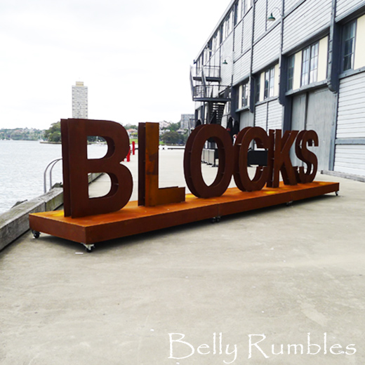 The Blocks, Penfolds & Studio Toogood {closed}