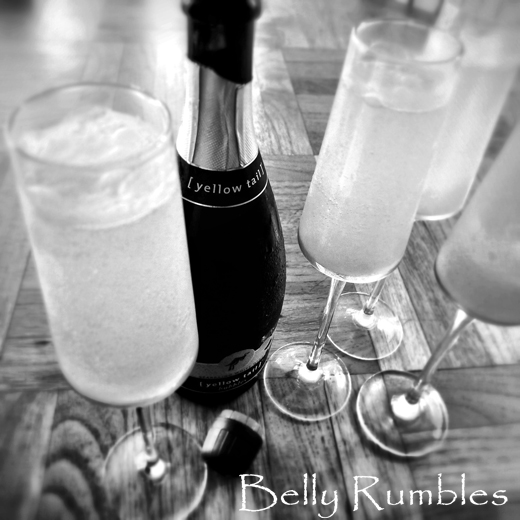 Mardi Gras Cocktail Recipes (Winetails) & Yellow Tail Giveaway {Closed}