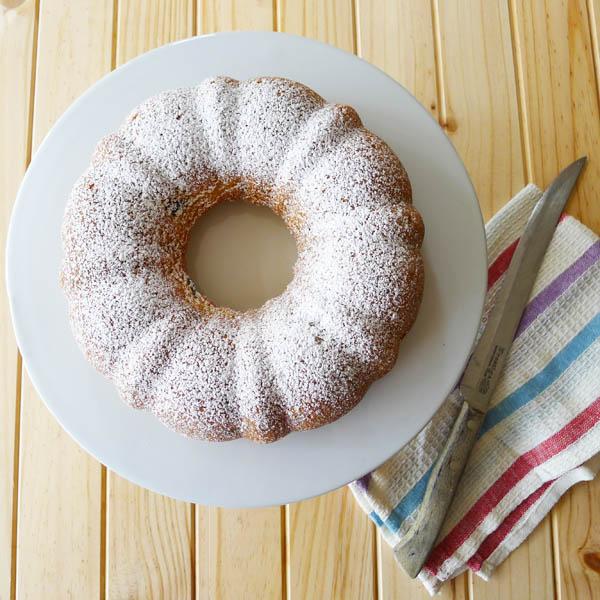 Sultana cake recipe 2