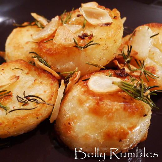 Bacon Fat Potato Recipe