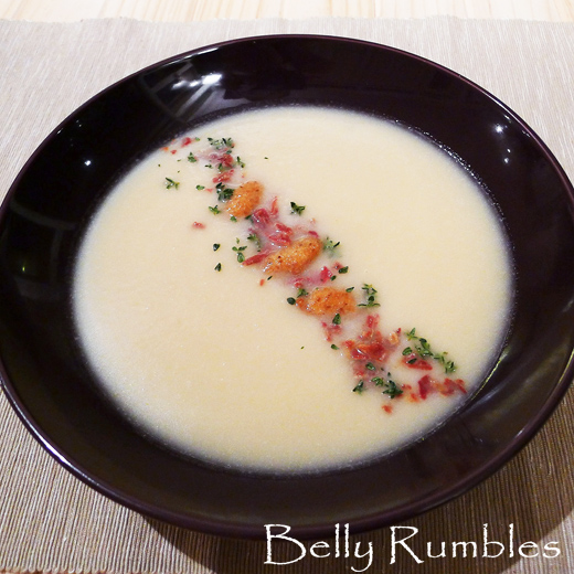 White Onion Veloute