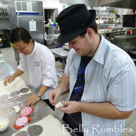 Josh Vs Chef