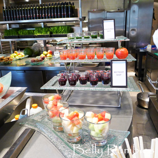 Glass Brasserie Breakfast
