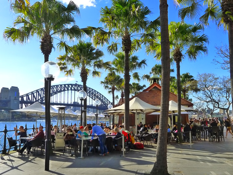 Sydney Cove Oyster Bar, Sydney Harbour