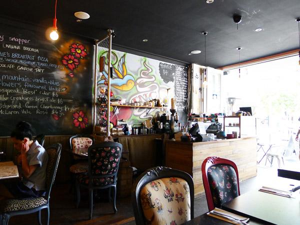 Inc Cafe, Cronulla