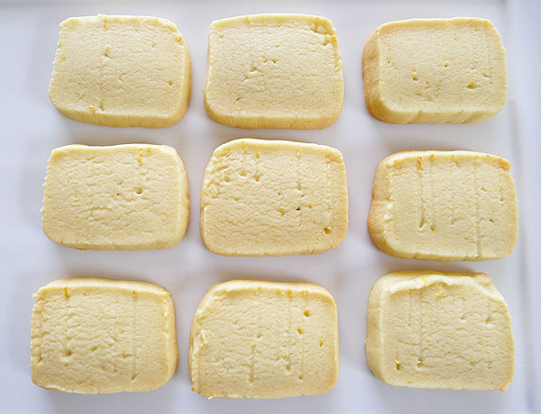 Slice & Bake Cookie Recipe