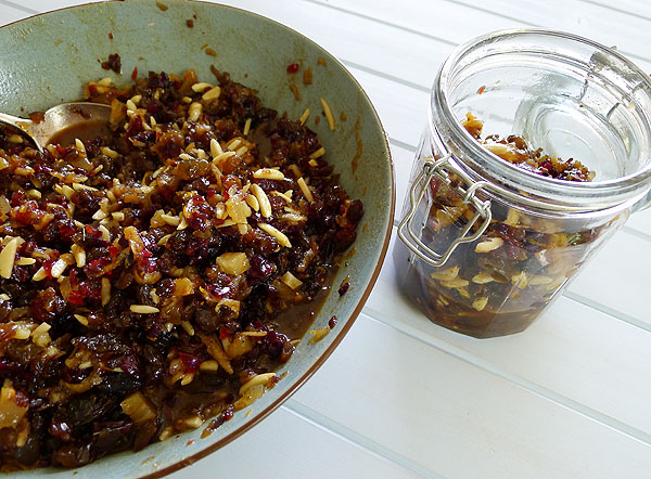 Christmas Recipe Fruit Mince Peel Free