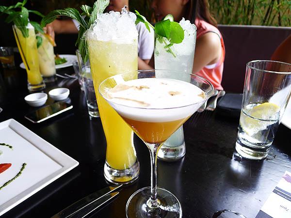 Concrete Blonde Cocktails