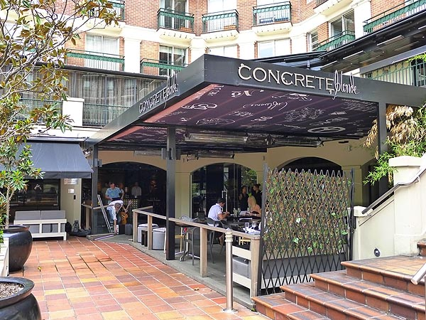 Concrete Blonde, Kings Cross, Sydney {closed}