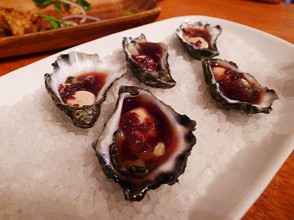 Food Society Oysters