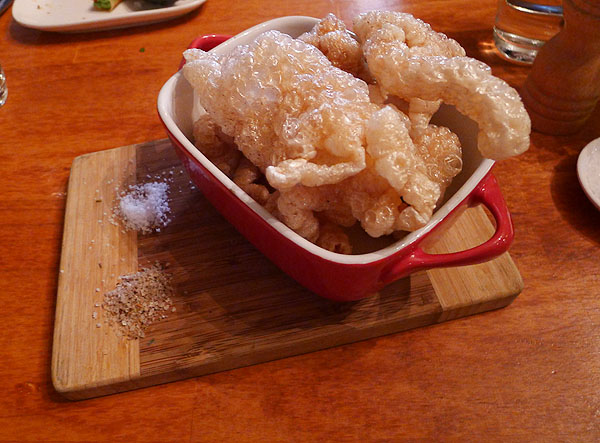 Food Society Pork Crackling
