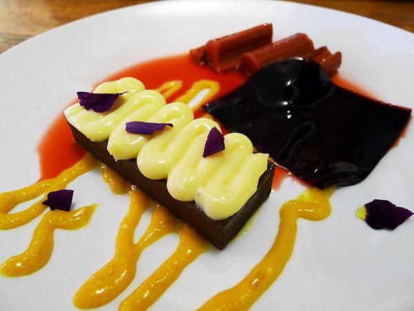 point break chocolate tart