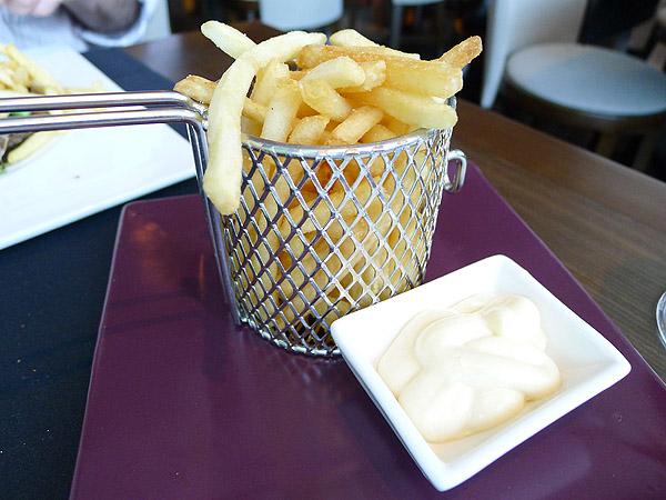 JPB Fries