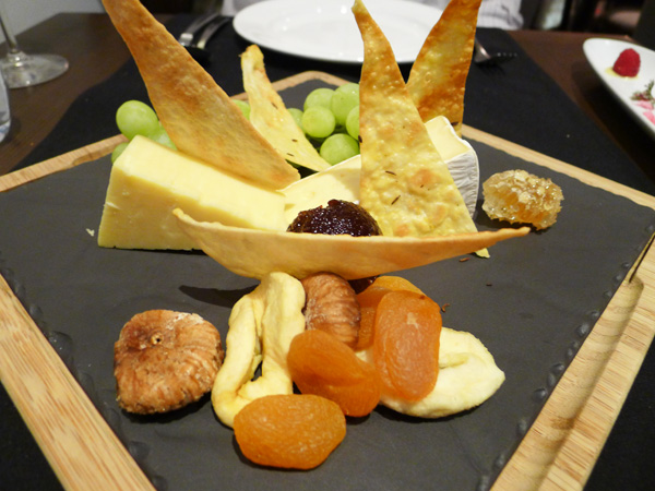 JPB cheese plate