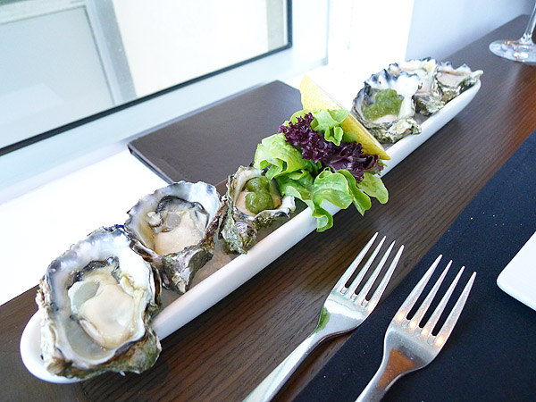 JPB oysters