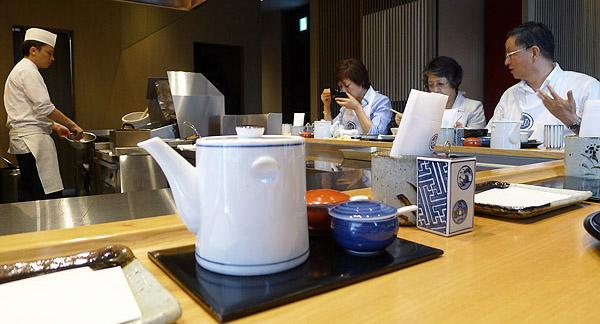Ten-Ichi Ginza, Nihonbashimuromachi, Tokyo, Japan