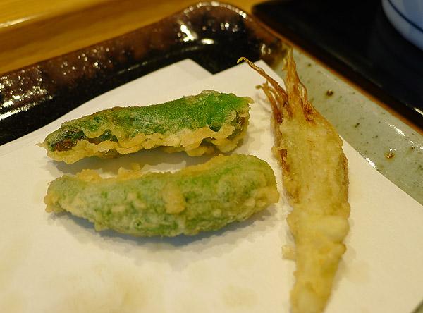 tenichi chili tempura