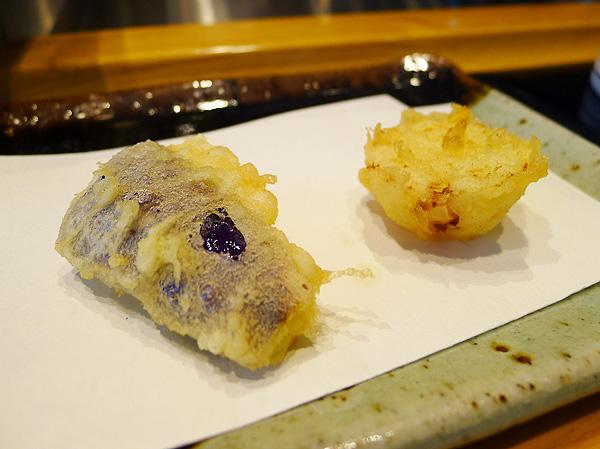 tenichi eggplant tempura