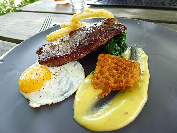 Lochiel House skirt steak