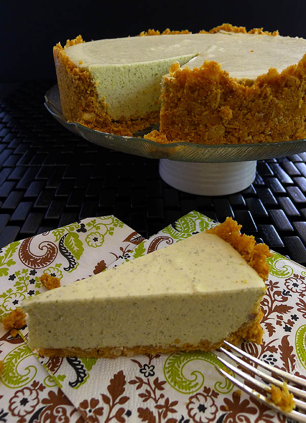lemon myrtle cheesecake 2