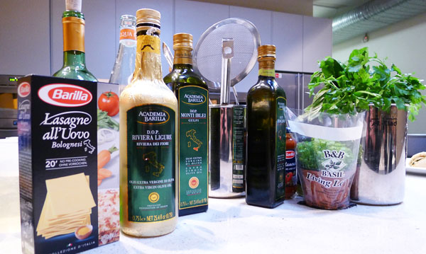 Casa Barilla Cooking Class with Eugenio Maiale & Class Giveaway {Closed}