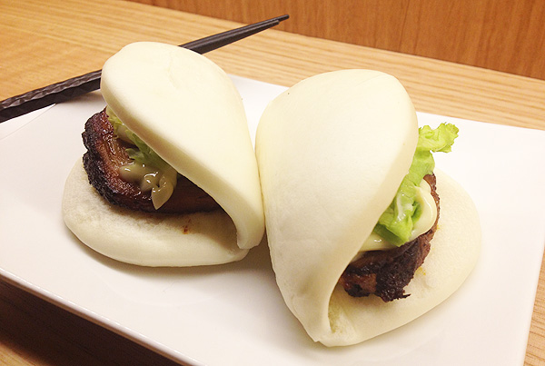 ippud? pork bun $4 each
