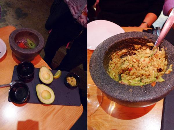 Mejico guacamole