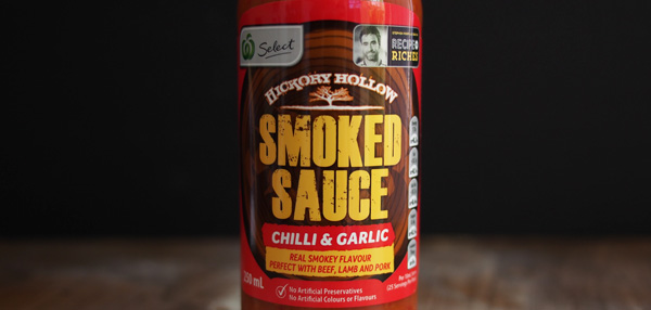 Road Test:  Hickory Hollow Smoked Sauce, Recipe to Riches