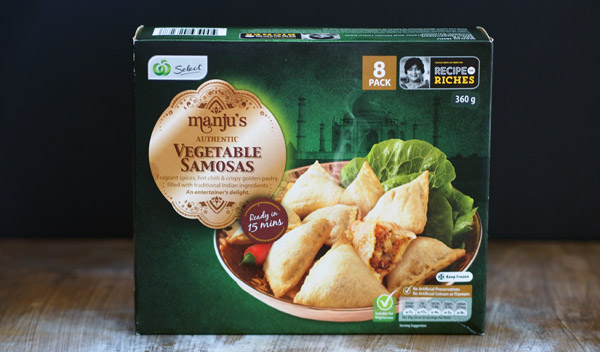 Road Test:  Manju's Authentic Vegetable Samosas, Recipe to Riches