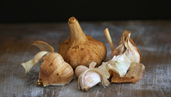 Confit Smoked Garlic Butter Recipe