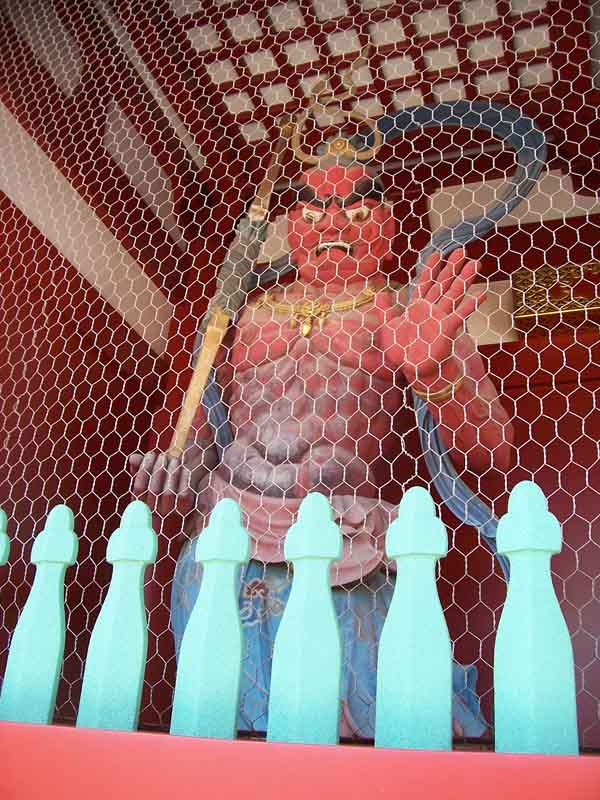 Asakusa thunder gates