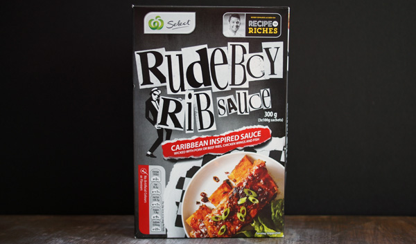 Rude Boy Rib Sauce, Recipe to Riches