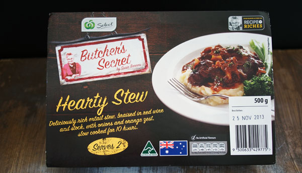 Butcher's Secret Hearty Stew, Recipe to Riches