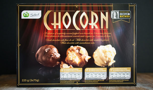 Road Test:  Chocorn, Recipe to Riches
