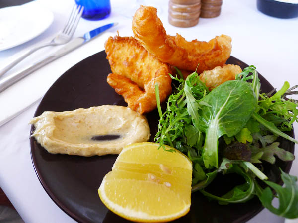 Flanagans Dining Room Thirroul Beach
