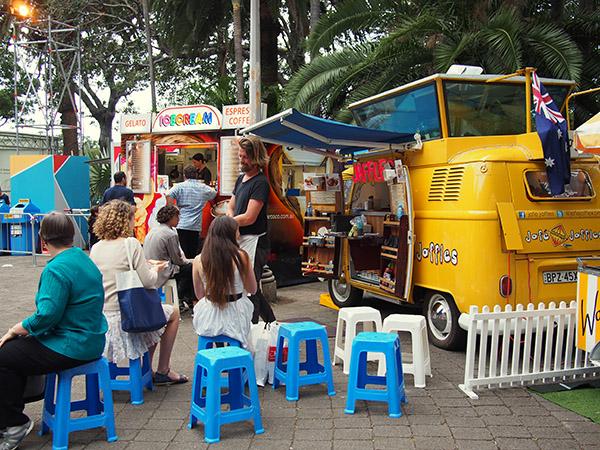 Jafe Jaffles Sydney Festival 2014