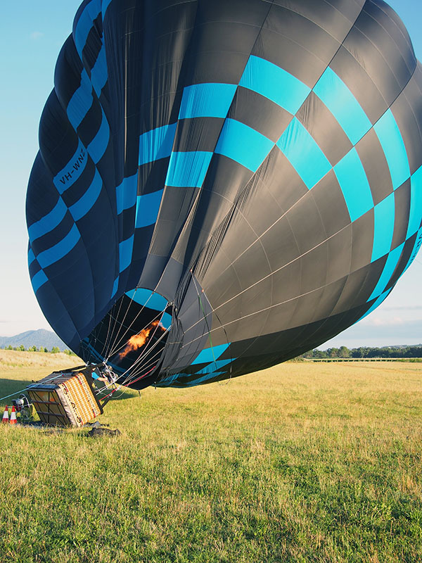Beyond Ballooning Hunter Valley