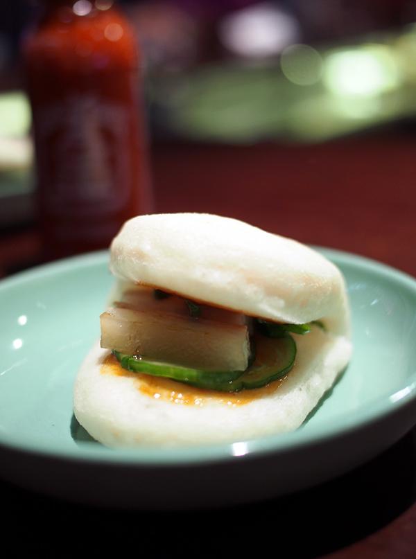 Momofuku Seiobo pork bun
