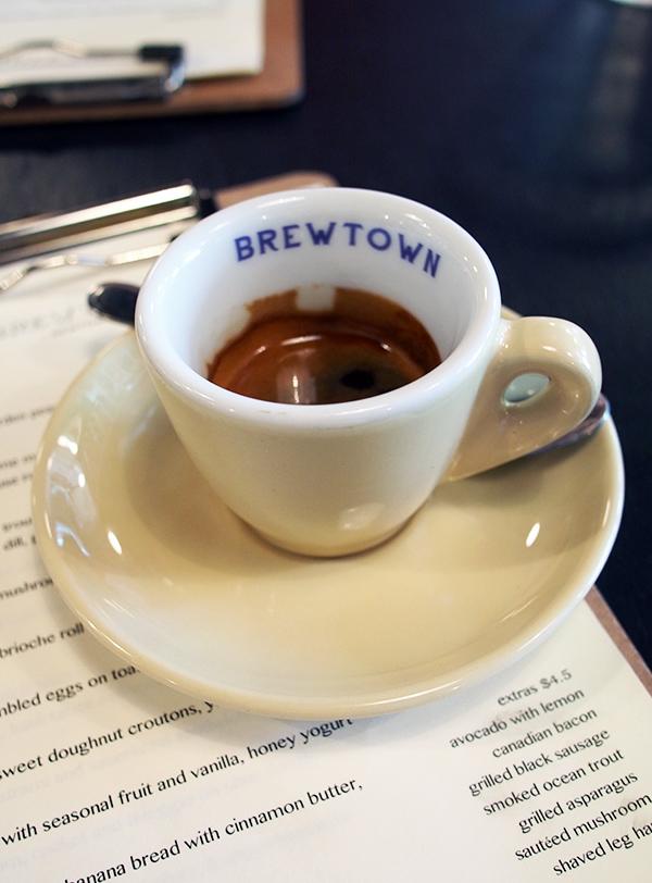 Brewtown Newtown Espresso